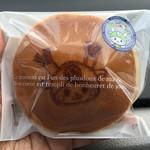 茶匠 ねだち - 料理写真:ふっかちゃんどら焼(チョコクリーム)150円