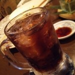 醸し屋 素郎slow - コーラのハイボールっぽいなぁ