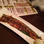 53454910 - イカの丸干し…ワタごと干してありますが、塩分高めなので注意!日本酒のアテにサイコー
