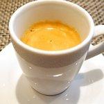 53456805 - <'16/06/14撮影>本日のランチ 1250円 のコーヒー