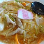 得得 - 豚菜麺 800円
