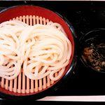 丸亀製麺 - ざるうどん並 290円 2016/07