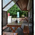 公園茶屋 国界 - 公園茶屋 国界 テラス