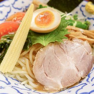 麺恋処 いそじ - 料理写真:冷やし中華2016