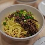 川菜館 - 汁なし坦坦麺
