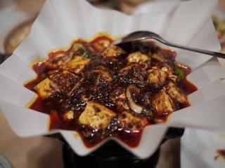 川菜館 - 麻婆豆腐