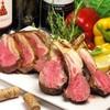 ピアット - 料理写真:ラム肉の盛り合わせ