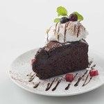 クラシックチョコレートケーキ(ガトーショコラ)