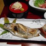 井出野屋旅館 - 料理写真:川魚