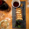 スタンドシャン食 -Tokyo 新橋虎ノ門- Champagne & GYOZA BAR
