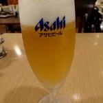 ティーヌン - グラスビール