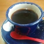 カフェ&レストラン 絵里珈 - セットのコーヒー