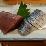 Yottekebakimmarusakaba - かつおと〆鯖