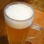 むつぎく - 生ビール 600円