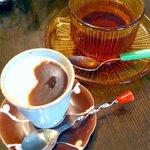 ミタケ・オアシン - ミルクプリン コーヒーソース