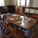 豊郷小学校旧校舎内カフェ - 軽音部部室