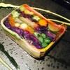 ラ・レガラード - 料理写真:彩り豊かな鎌倉野菜のテリーヌプレッセ
