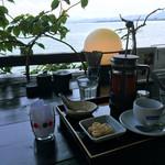 古道具 海津 - 食後のコーヒー