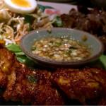 熱帯食堂 - 週替わりランチ