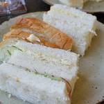 しおさい - 料理写真:サンドイッチ