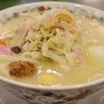 Kouzanrou - 料理写真:王さんの特上ちゃんぽん