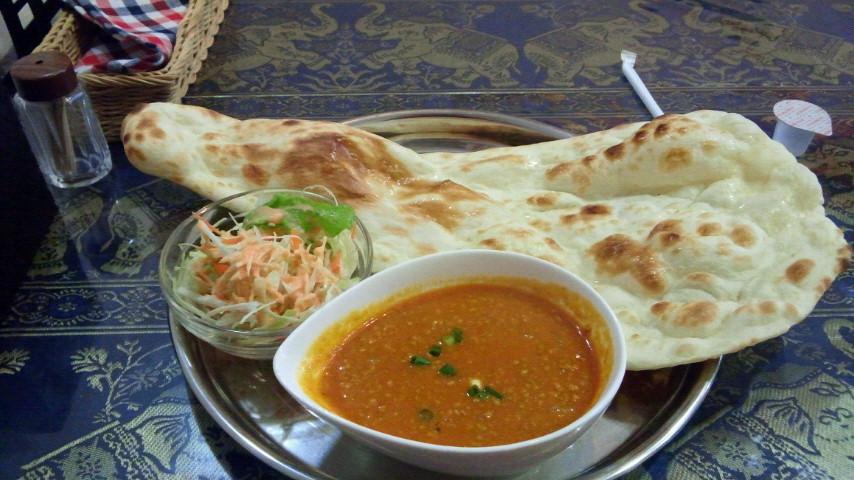 インドカレー ミラン
