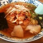 紀の川そば - 料理写真: