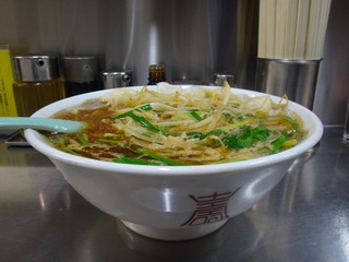 進京亭 - 味噌ワンタンメン