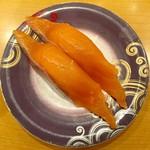 回転寿し トリトン - 時鮭、270円です。