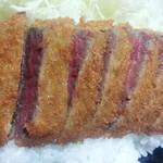 牛かつ ぎゅう太 - 牛かつ丼