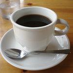 音楽喫茶 アマンダ - 食後のコーヒー