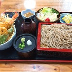 あららぎ - あららぎ定食¥1500