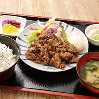 ちとせ - 焼肉定食 750円