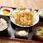 ちとせ - チキン南蛮定食 750円
