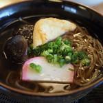 めん処 横川 - 料理写真:椎茸そば\700-