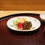 日本料理 太月 - 香の物