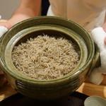 日本料理 太月 - じゃこ御飯