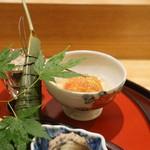 日本料理 太月 - フルーツトマトジュレ