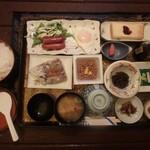 栄丸民宿 - 朝食