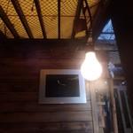 栄丸民宿 - 部屋食もOKなのですが、バーベキュー小屋で