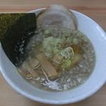 がんこラーメン 華漸 - 料理写真:塩ラーメン(しそ風味)