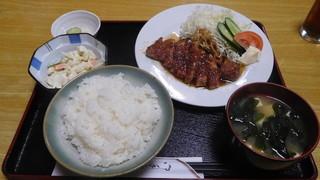 ふくすけ - 豚肉生姜焼定食