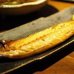 酒肴菜や 利一 - トロ鯖