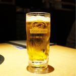 万両 - ■生ビール 486円