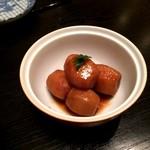 53497448 - 小芋の煮物