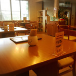 スープカレーハウスしっぽ - 内観写真:店内の様子②