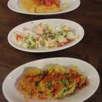 スペイン食堂 黒崎バル8 - 人気のタパス3種
