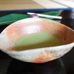 寿長生の郷 - お抹茶