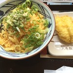丸亀製麺 - 明太釜玉