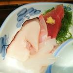 魚の旨い店 やまかわ - お刺身♥< ))><< ~